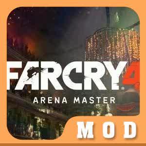Download Far Cry 4: Arena Master v1.0.7 Mod Apk (Unlimited Money)