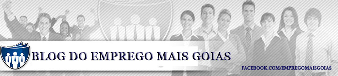 BLOG DO EMPREGO MAIS GO