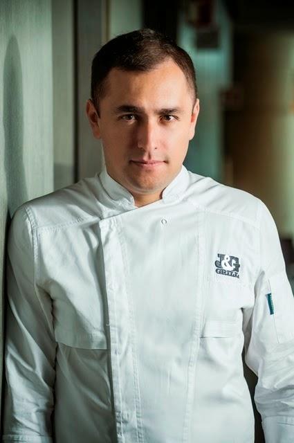 Chef Series: Renombrados chefs junto con Maycoll Calderón en J&G Grill
