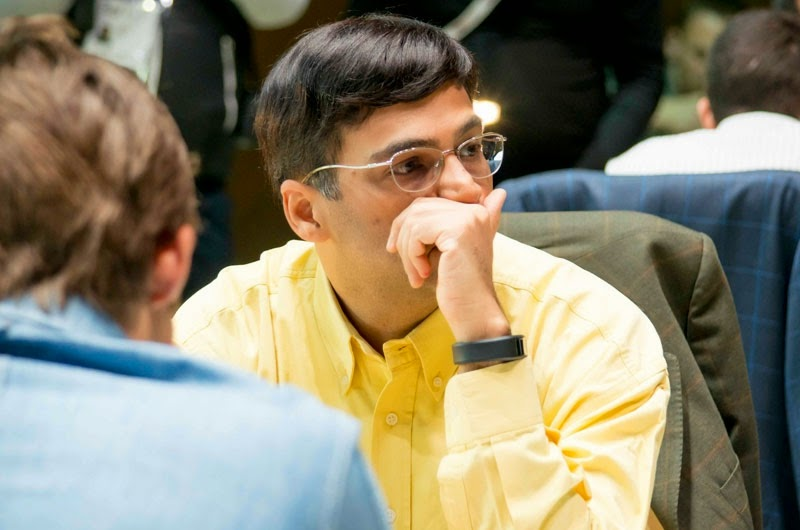 Shamkir Chess 2015 - Vishy Anand