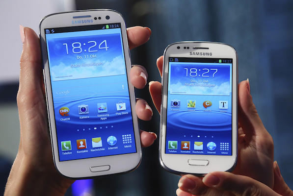 South Korean manufacturer provides a Samsung Galaxy S4 Mini supports 4G/LTE