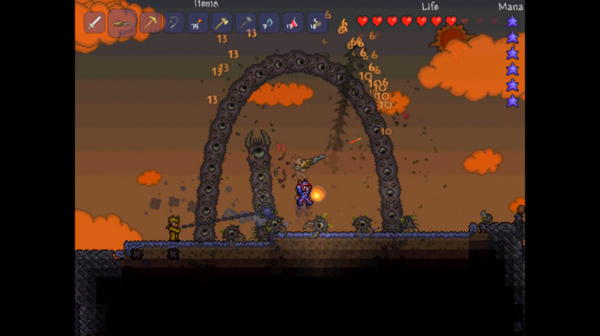 how to create a server in terraria