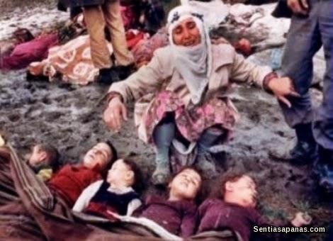 Kekejaman Yahudi di Sabra dan Shatila