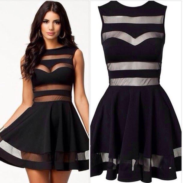 sweet sexy little black prom dresses