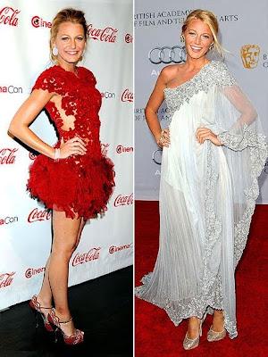 Las mejores vestidas del 2011 segun People