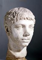 Cabeza de Heliogábalo, s. III d. C. Museos Capitolinos