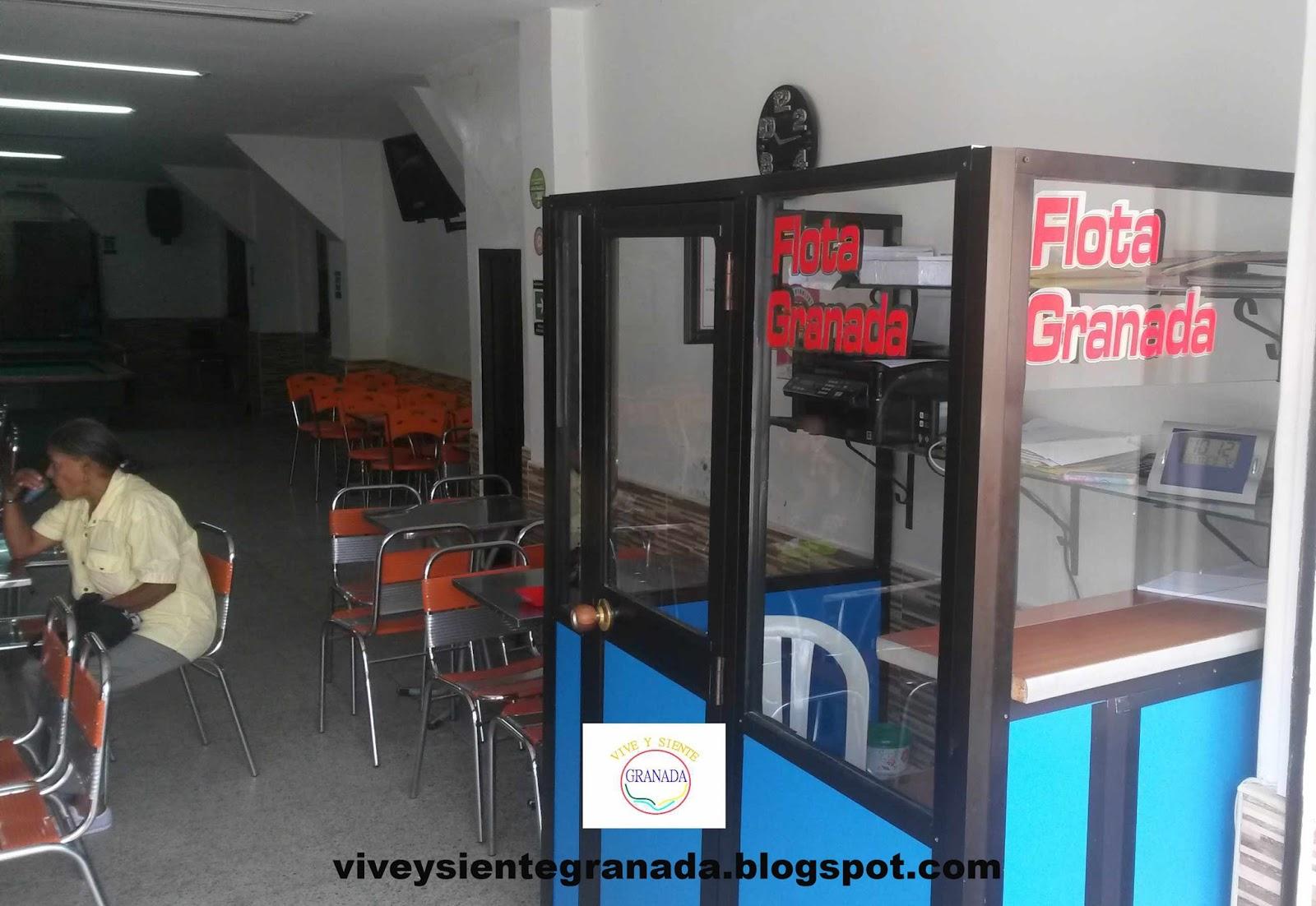 Granada flota granada for Oficinas cajamar granada
