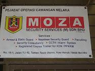 Moza Security, Melaka