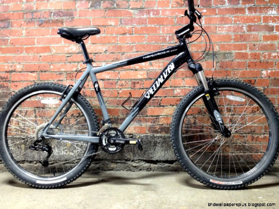 Used Specialized Rockhopper Mountain Bikes Sale