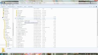 Folder instal script cleonya