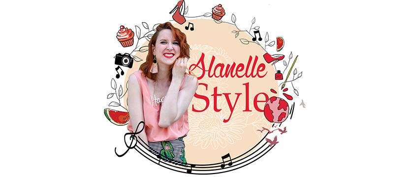Slanelle Style - Blog mode, musique, DIY, deco, food