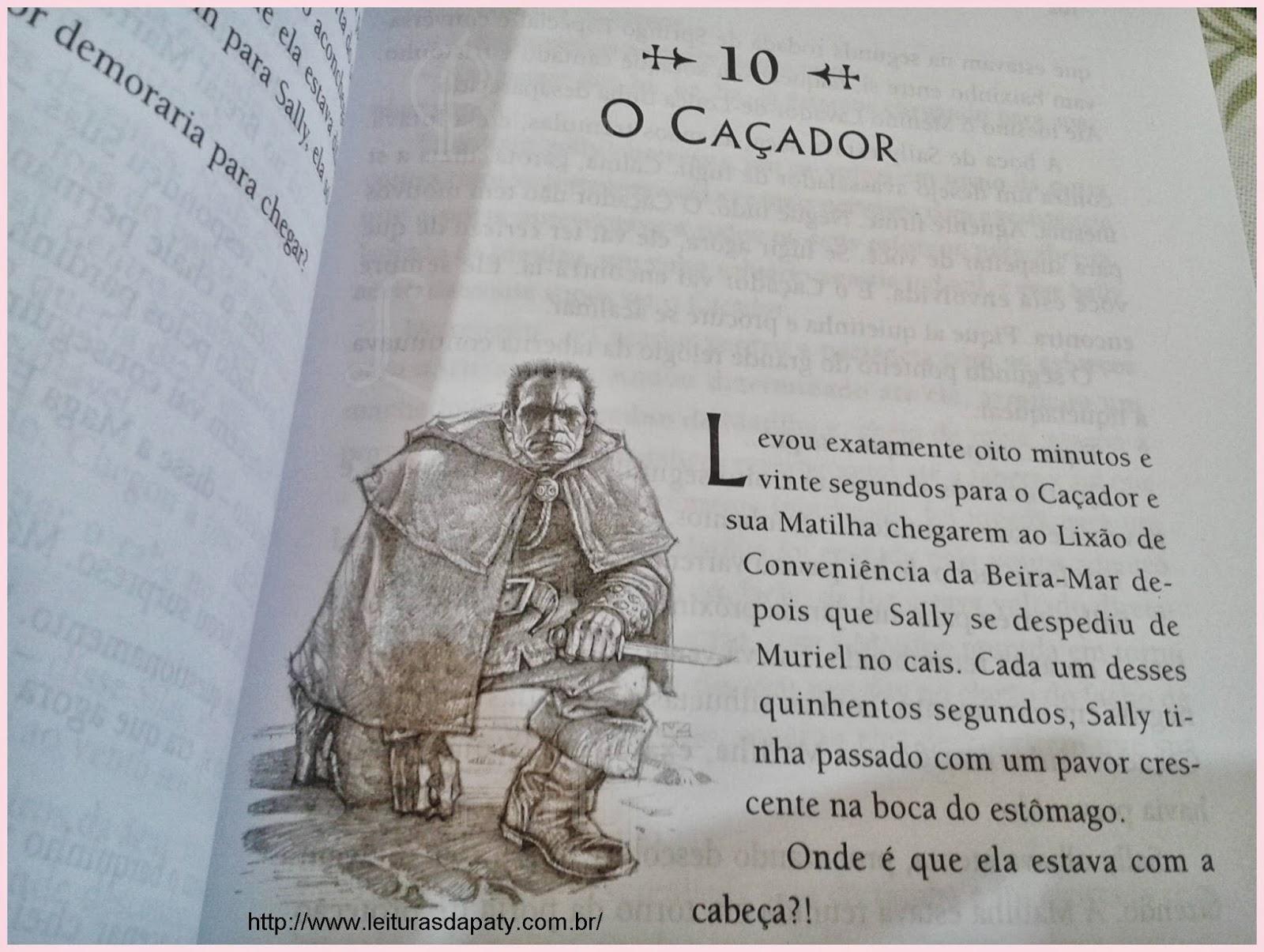 Livro Magya - Angie Sage - Blog Leituras da Paty