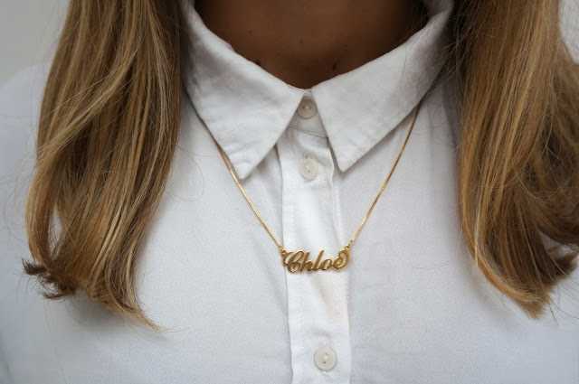 chloeschlothes - collier chloe