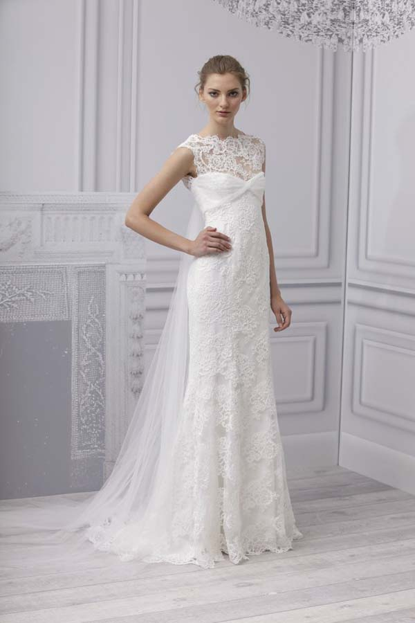 Photos Of Lace Wedding Gowns : Wedding dresses for lifetime popualar lace