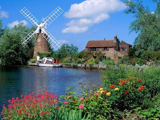 Inglaterra Hunsett Mill