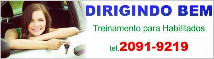 Dirigindo Bem - São Miguel - centro de treinamento para habilitados