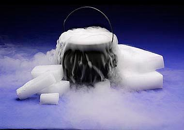 Does Dry Ice Make A Room Cold