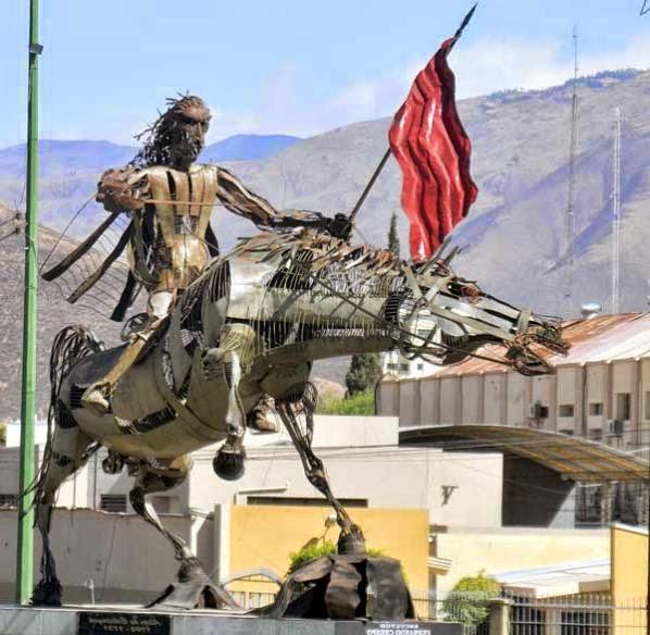 El largo y sinuoso parto libertario del Alto Perú
