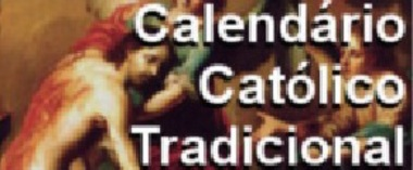 Calendário católico tradicional