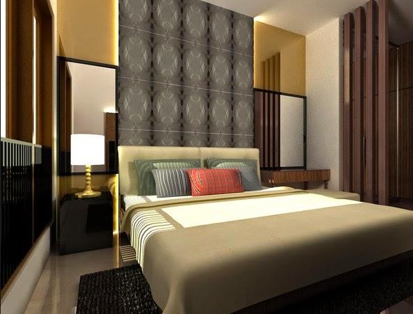 tips menata ruangan kamar tidur warna dinding simpati