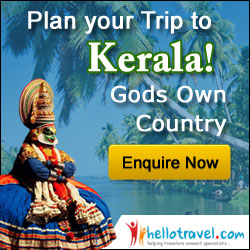 Visit Kerala with HelloTravel