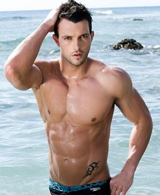 Mister South Africa Manhunt International 2012 Frank Spillman