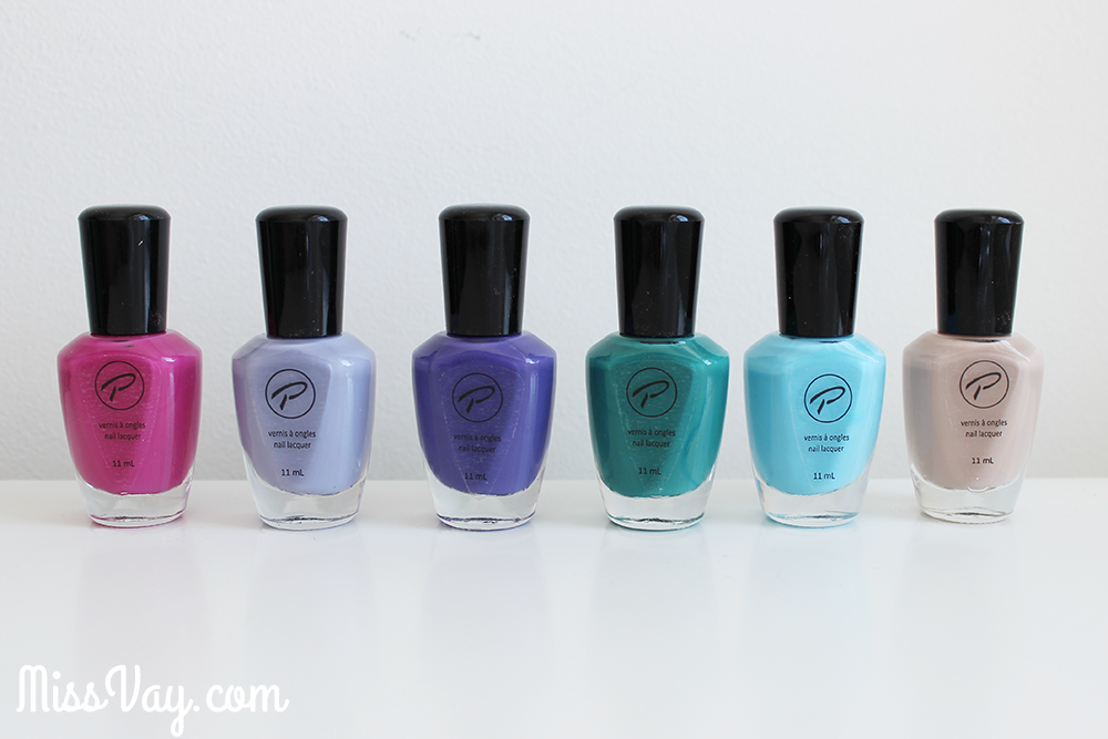 vernis ongles Personnelle Jean-Coutu