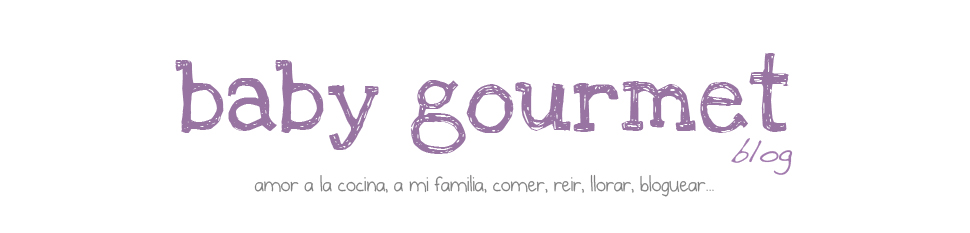 Baby Gourmet Blog