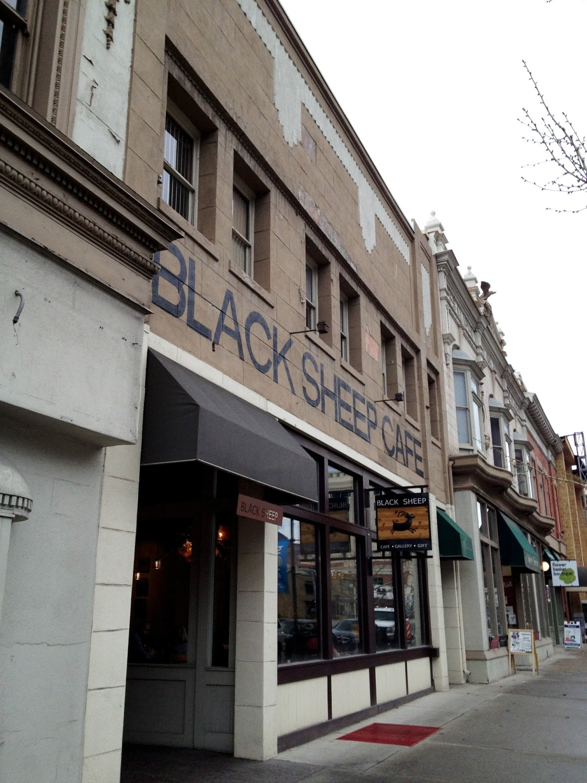 food blogger, food blog, food reviews, utah food reviews, black sheep cafe, gourmet food, provo eats, center street, provo, places to eat in provo