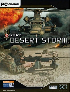 Free Download Game PC Conflict : Desert Storm [Full Version]]