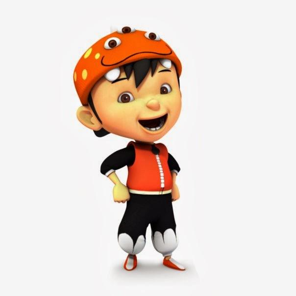 Boboi Boy: Tokoh-tokoh Boboiboy