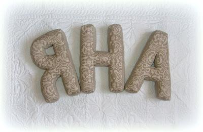 буквы имена