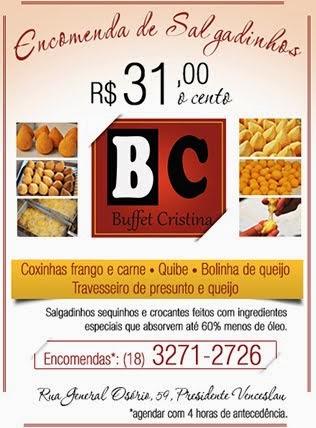 Buffet Cristina