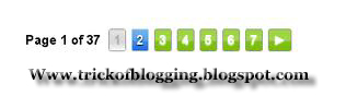 How to Add Next Page Or Previous Page Navigation Number For Post In Blogger