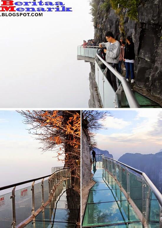 Tempat Wisata Berjalan Yang Indah