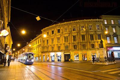 Zagreb nights