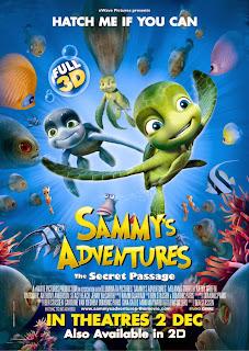 Cuộc phiêu lưu của chú rùa Sammys
