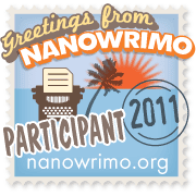NANOWRIMO I will bring it!