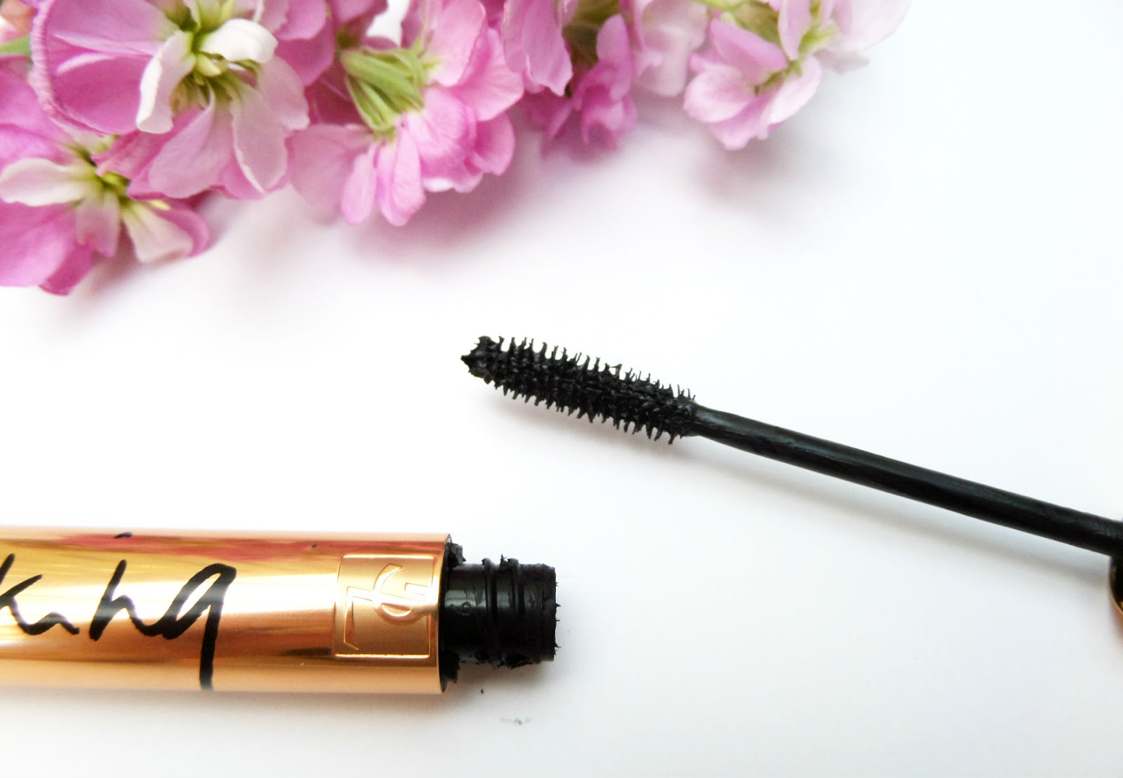 Yves Saint Laurent Shocking Mascara Review Wand
