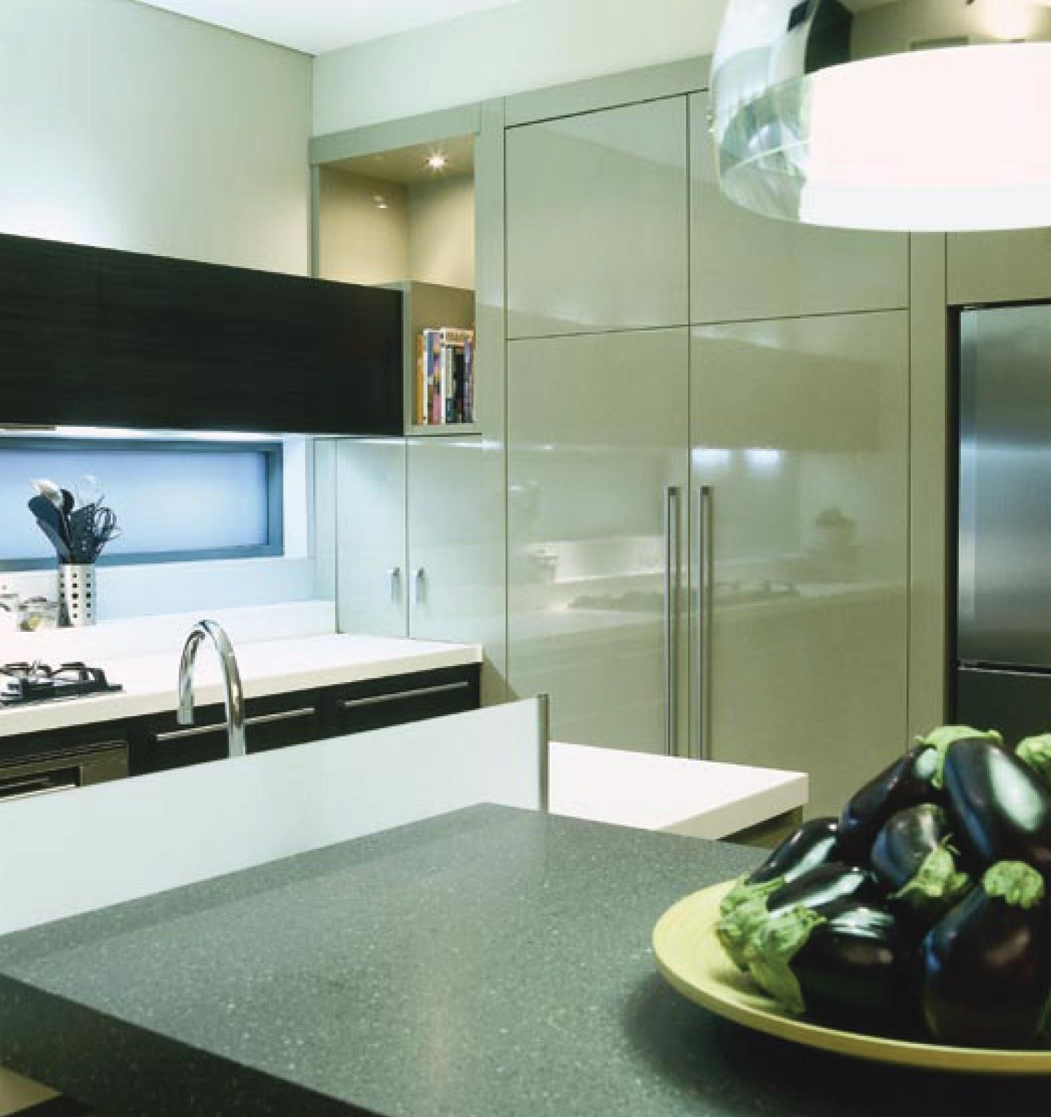 Minosa kitchen design the balancing act between design for Award winning kitchen island designs