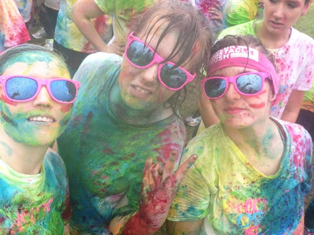 Inspire Magazine Online - UK Fashion, Beauty & Lifestyle blog | Lifestyle | Color Obstacle Rush 2015; Inspire Magazine; Inspire Magazine Online; Color Obstacle Rush; Colour Obstacle Rush; Color Obstacle Rush Milton Keynes; Colour Obstacle Rush Milton Keynes