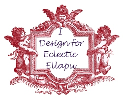 Honoured to be on the Design Team for Eclectic Ellapu