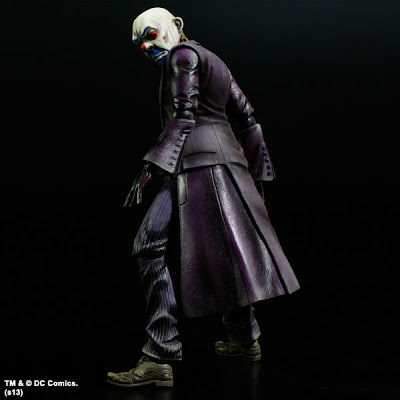 Square Enix: Play Arts Kai Batman 'The Dark Knight Trilogy' - The Joker  FIG-KAI-4770_04
