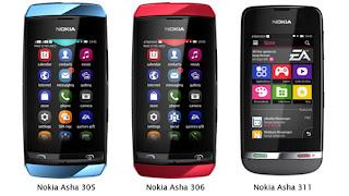 Harga HP Nokia Asha Baru dan Bekas