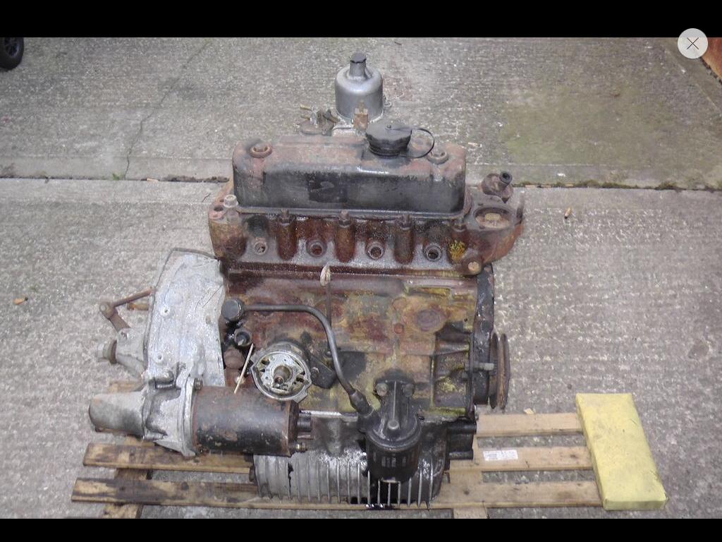 Wayne 39 S Mini Progress Collected 39 Spare 39 Engine S