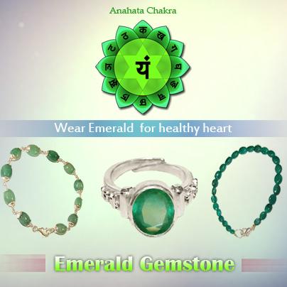 rudraksha gemstone power and benefits emerald