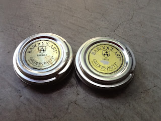 Gilders Paste - silver and gold