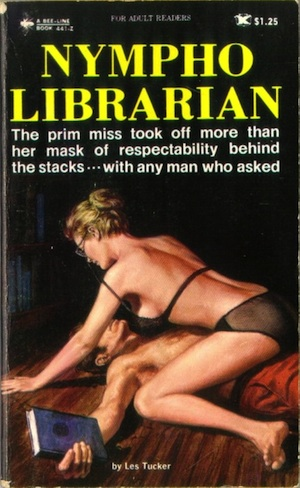 nympholibrarian Auto Erotic Death by ~nooserman