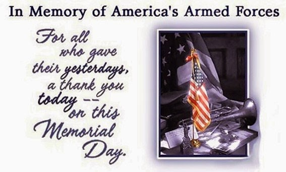Memorial Day Greetings Cards