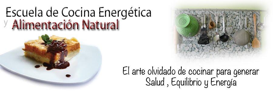 Cocina Energética y Alimentación Natural Galicia